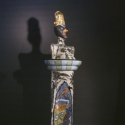 Kohler porcelain column